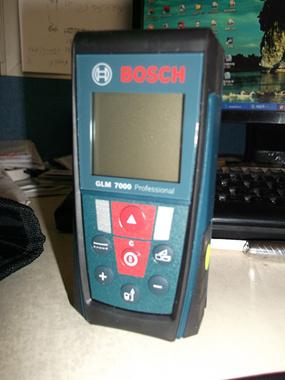 博世手持激光测距仪GLM7000