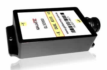 GLS516精度单轴倾角传感器
