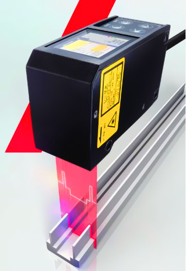FZSTUS-LS系列2D形状测量传感器