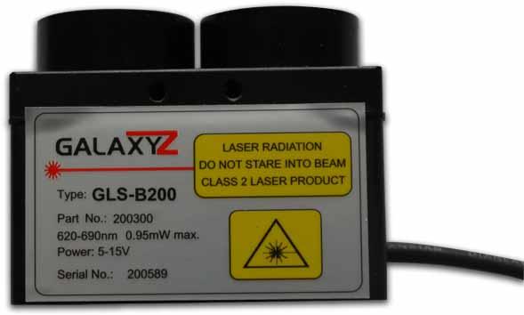 GLS-B200H激光测距传感器